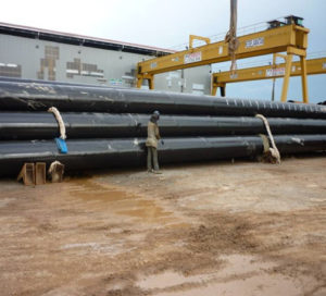 Oriental Steel Pipe, Stolthoven Terminal Singapore